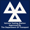 Department of Transport approved MOT centre